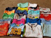 18-24 months large boys clothes bundle