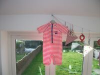 NEW NEXT SWIM SUIT AGE 4-5 YEARS WITH TAGS