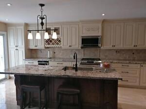 kitchen cabinet on sale!!solid wood!!!
