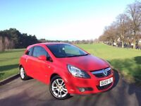 2009 VAUXHALL CORSA 1.2 SXI PETROL, MANUAL, 3-DOOR HATCHBACK ***BRAND NEW MOT***GENUINE 70,000 MILES