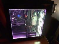 Customized Gaming Desktop i5 skylake GTX 1050 Ti Aero 4Gb.