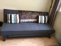 Almost New Two Sofa Bed Fo Sale