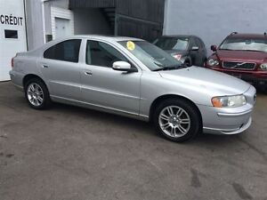 2007 Volvo S60 2.5T - CUIR - TOIT - IMPECCABLE - D'OCCASION
