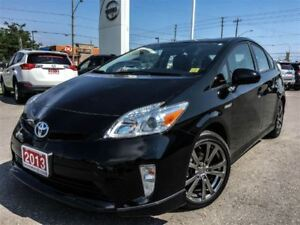 2013 Toyota Prius ONE OWNER+SERVICED HERE!