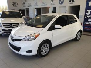 2014 Toyota Yaris CE + BLUETOOTH CD + AUX +CD +++  FINANCEMENT A
