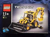 Lego Technic 8455 *MISB/UNOPENED* (black-box version, rare)
