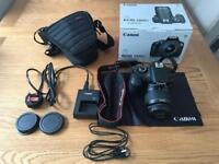 Canon EOS 1300D camera & accessories