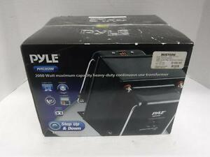 Pyle 2000 Watt Step Up/Down Transformer. We Sell Electrical Tools. 106733