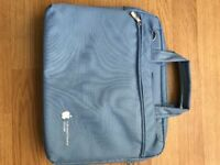 Brand new unused iPad bag with cross body strap