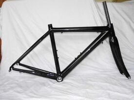 New CARBOTEC Road bike full Carbon frame - pro issue 'Raleigh'