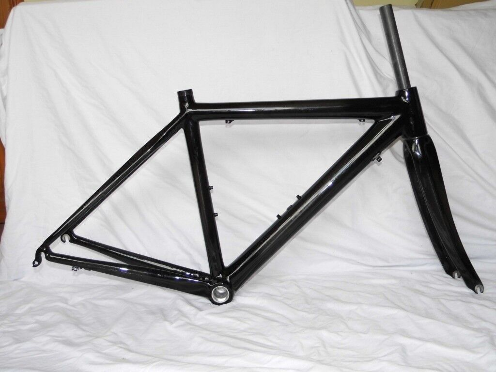 New CARBOTEC Road bike full Carbon frame - pro issue \'Raleigh\' | in ...