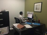 PRIVATE OFFICE SPACE STARTING @ $589/month & includes INTERNET