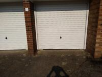 Garage for rent in quiet area .7 mile from Emsworth station.