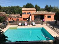 South of France - French Riviera - Beautiful renovated provencal villa