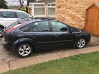 FORD FOCUS 12 MONTHS MOT AND SERVICED ON 21-03-2017