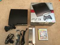 PlayStation 3 250gb slim (in like new condition)
