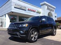 2015 Jeep Grand Cherokee LIMITED,LEATHER,NAV,20'S,