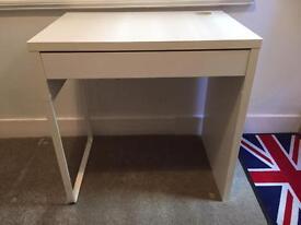 Small IKEA MICKE desk