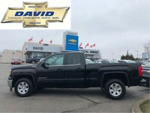 2014 GMC Sierra 1500 SLE DCAB 4WD/REM.START/HEATED SEATS/LOCAL T