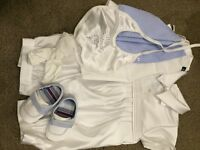 Baby boys christening outfit