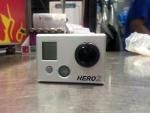 Go Pro Hero 2 HD Camera.  We Sell Used Cameras. Get a Deal at Busters Pawn (19291)