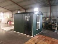 Sheperds hut