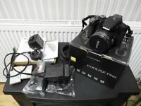 Nikon P510 boxed with 5 batteries and extra charger