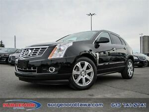 2014 Cadillac SRX AWD V6 Performance 1SD  - $243.21 B/W