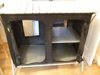 Outwell camping cupboard