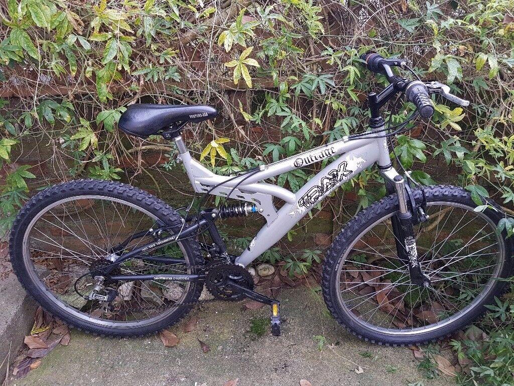 Shimano powered Mountain Bike 26 inch Wheels