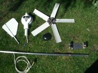 Aero2gen Wind Turbine 12volt.