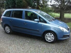 Vauxhall Zafira 1.9 CDTi, 6 Speed, MPV, Cheap trade in welcome