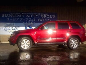 2008 Jeep Grand Cherokee Diesel Leather Just 87000KM!!!