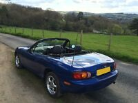 Mazda MX5 10th Anniversary Limited Edition - Low Mileage