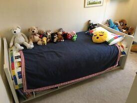 Stomps Uno Children's Storage Bed and Mattress