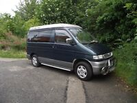 Campervan Mazda Bongo 2.5 Diesel Auto M Reg For Adventure Lovers