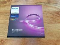 Philips Hue LightStrip Plus 2 m Colour Changing Dimmable LED Smart Kit