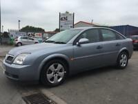 2004 NEW SHAPE VAUXHALL VECTRA CLUB CDTI *JANUARY 2019 MOT - NO ADVISORIES* DIESEL *5 DOOR*