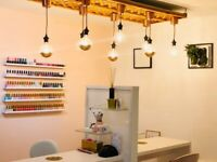 Manicure and pedicure station for rent - Fulham