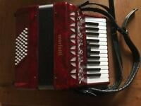 Scarlatti 48 Bass Accordion