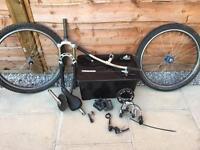 Retro bike parts - azonic, magura, marzocchi, Dmr, S & M, goldtec