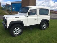 Land Rover defender tdi(county) low miles 49,000