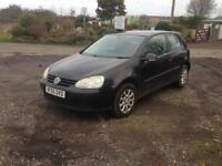 05/05 VW GOLF 1.9 TDi SE 3 DR