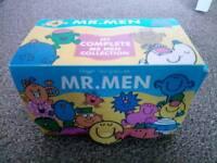Mr. Men book collection