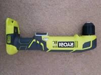 Ryobi angle drill brand new