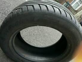 new tyre 225/50/16 (wanli brand)