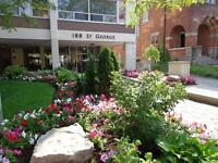 Live in the Annex - walk to U of T & St. George subway station!