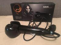Babyliss perfect curl curler