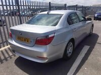 2003 BMW 5 Series 3,0 litre 5dr automatic 2 owners
