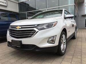 2018 Chevrolet Equinox Premier TRUE NORTH EDITION